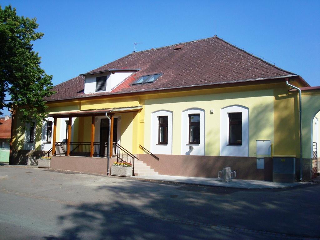 Kulturní a stravovací středisko Holohlavy